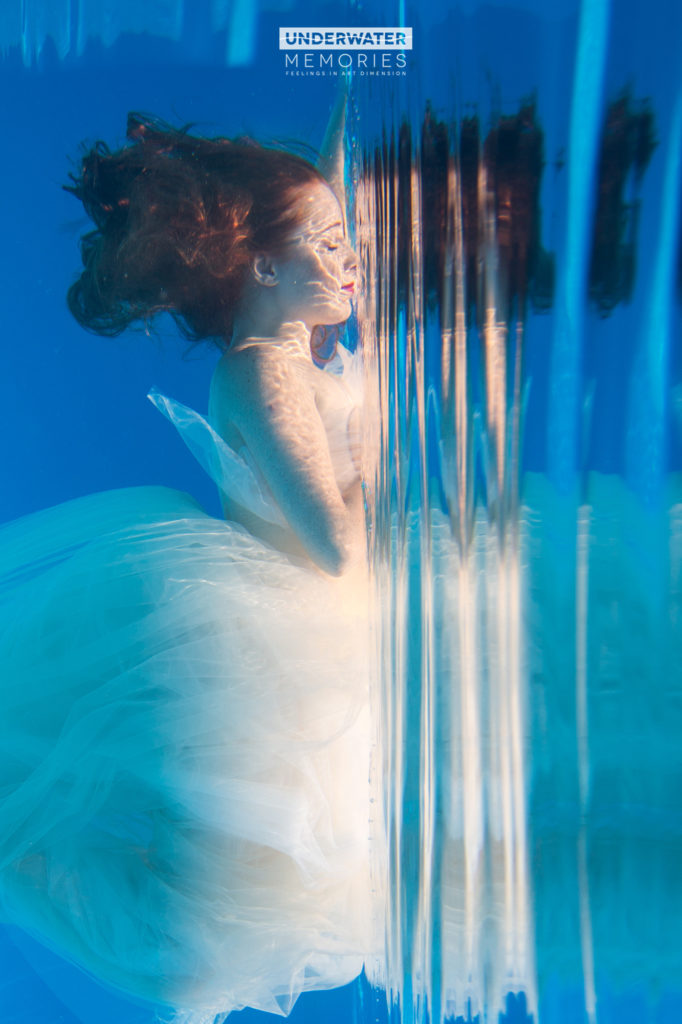 Underwater Memories, feelings in art dimension ©Mapi Rizzo