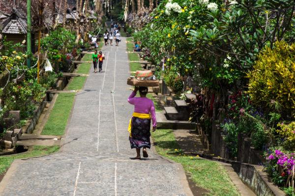Al tempio, Bali ©Mapi Rizzo
