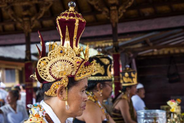 Sacerdote, Bali ©Mapi Rizzo