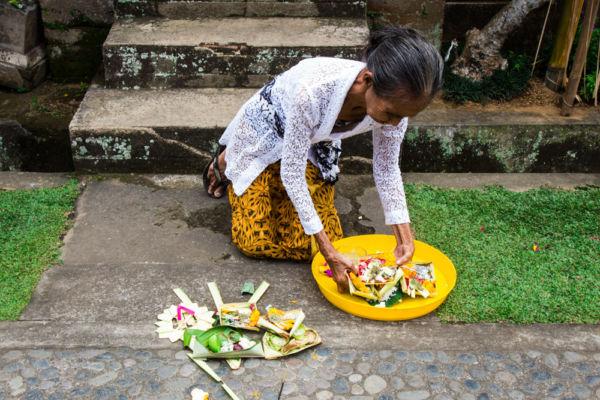 Offerta, Bali ©Mapi Rizzo