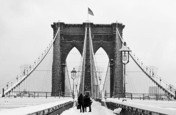 Winter Bridge ©Mapi Rizzo