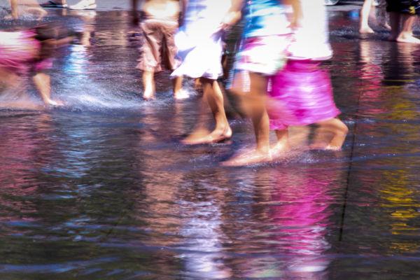 Sull'acqua ©Mapi Rizzo