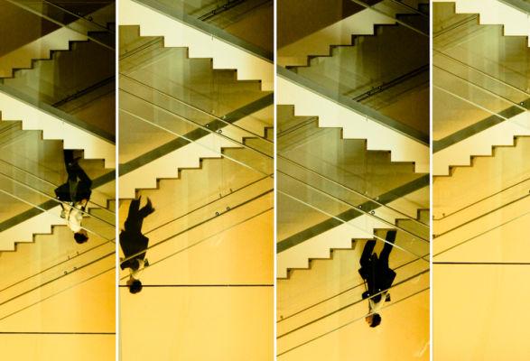 Stairs, USA ©Mapi Rizzo