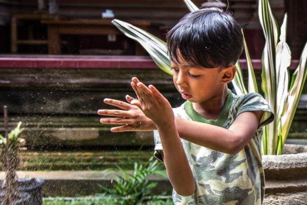 Ritratto Bali